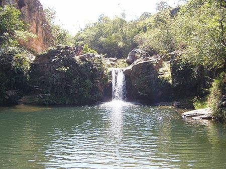 Cachoeira Serro Alegre