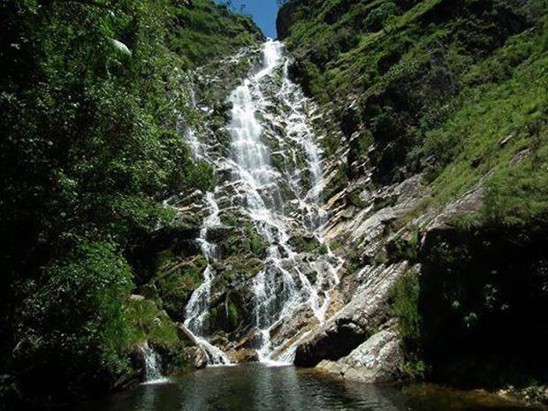 Cachoeira Lavrinha