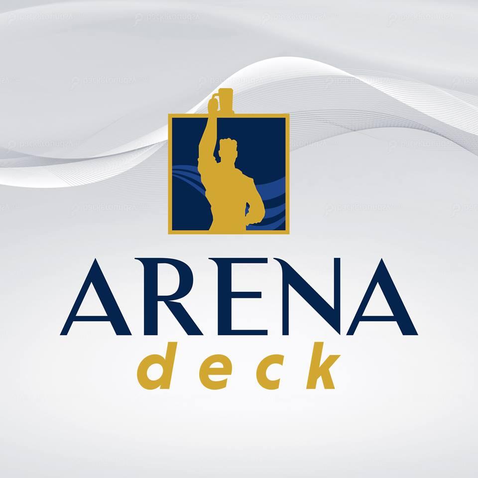 Arena Deck - Festou Arena / Itaú de Minas-MG