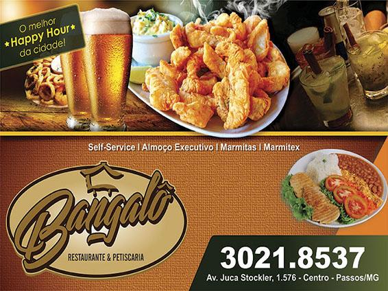 Bangalô Restaurante e Petiscaria