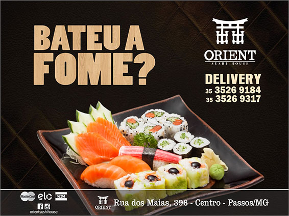 Orient Sushi House