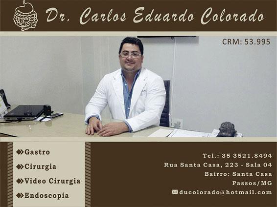 Dr. Carlos Eduardo Colorado - CRM - 53995