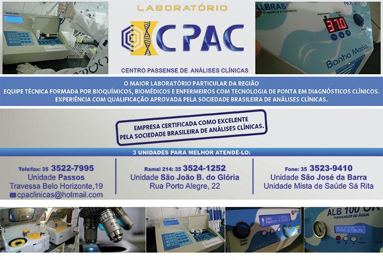 CPAC Centro Passense de Análises Clínicas