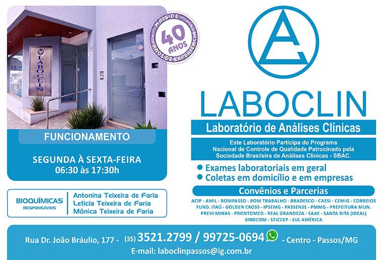 Laboclin Laboratório de Análises Clínicas
