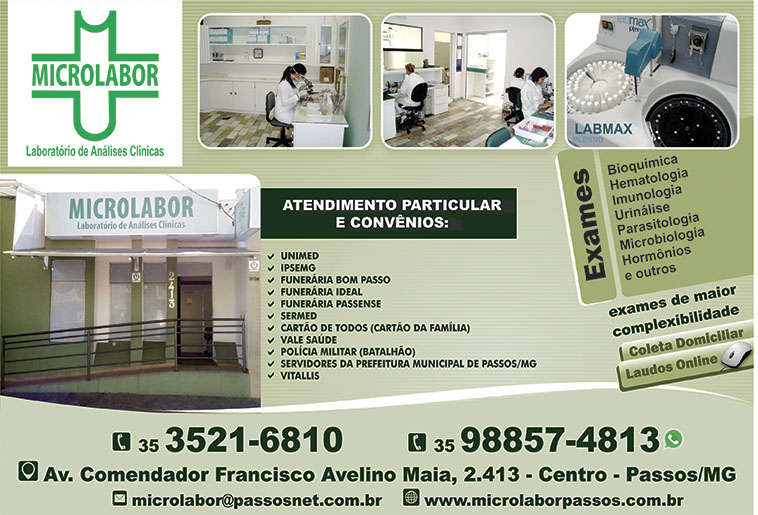Laboratório Microlabor