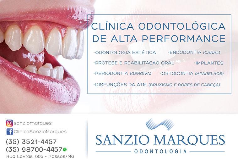 Clínica Sanzio Marques de Odontologia