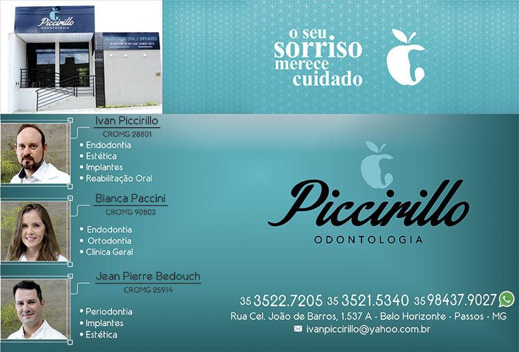 Dr. Ivan Piccirillo - CRO/MG - 28801