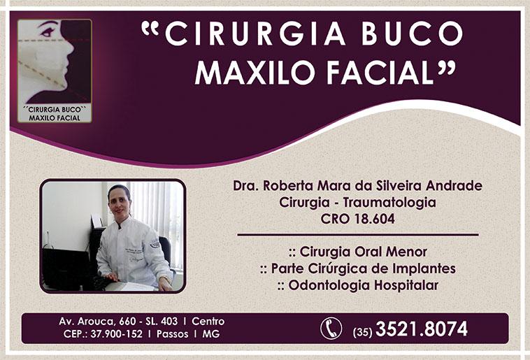 Dra. Roberta Mara da Silveira Andrade - CRO 18604