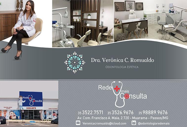 Dra. Verônica Caetano Romualdo - Rede Mais
