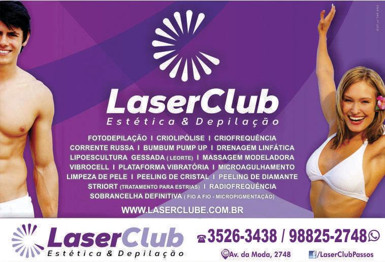 Laserclub Estética e Depilação