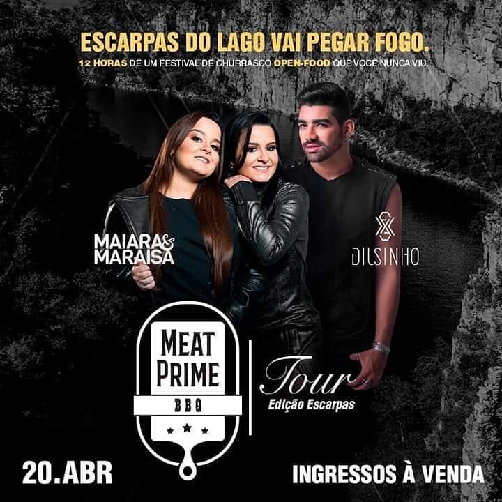 Escarpas do Lago - Meat Prime BBQ / Capitólio-MG