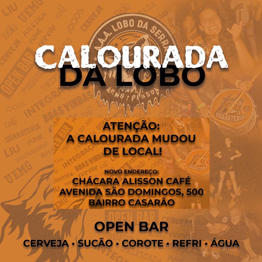Chácara Alisson Café - CALOURADA DA LOBO