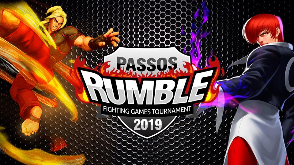 Passos Rumble 2019 - Fighting Games Tournament