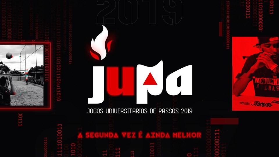 JUPA - Jogos Universitários de Passos (de 13/09 a 15/09)