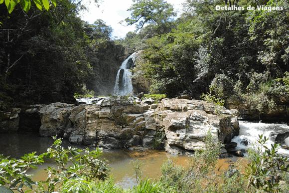 Cachoeira Fecho da Serra