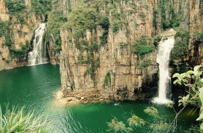Cachoeira dos Canyons