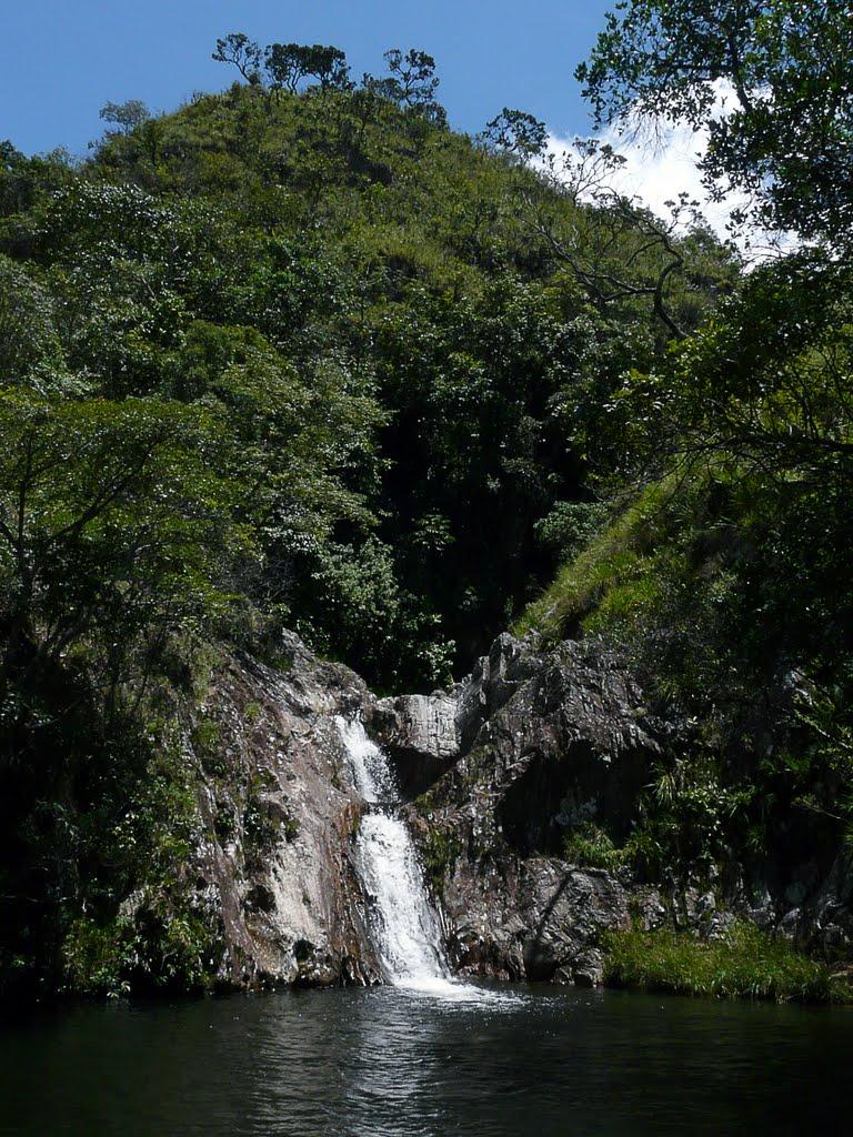 Cachoeira do Facão - Delfinópolis MG.