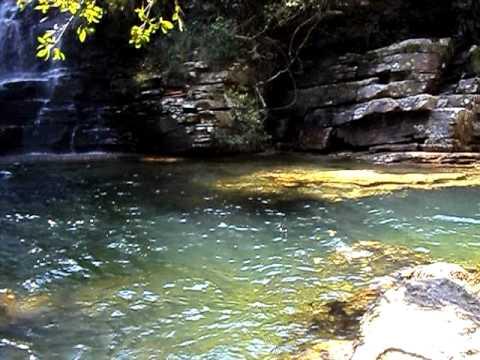 Cachoeira do Claro - Delfinópolis MG.