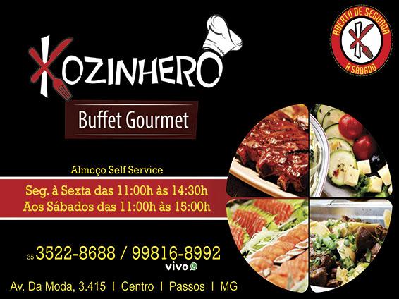 Kozinhero Buffet Gourmet