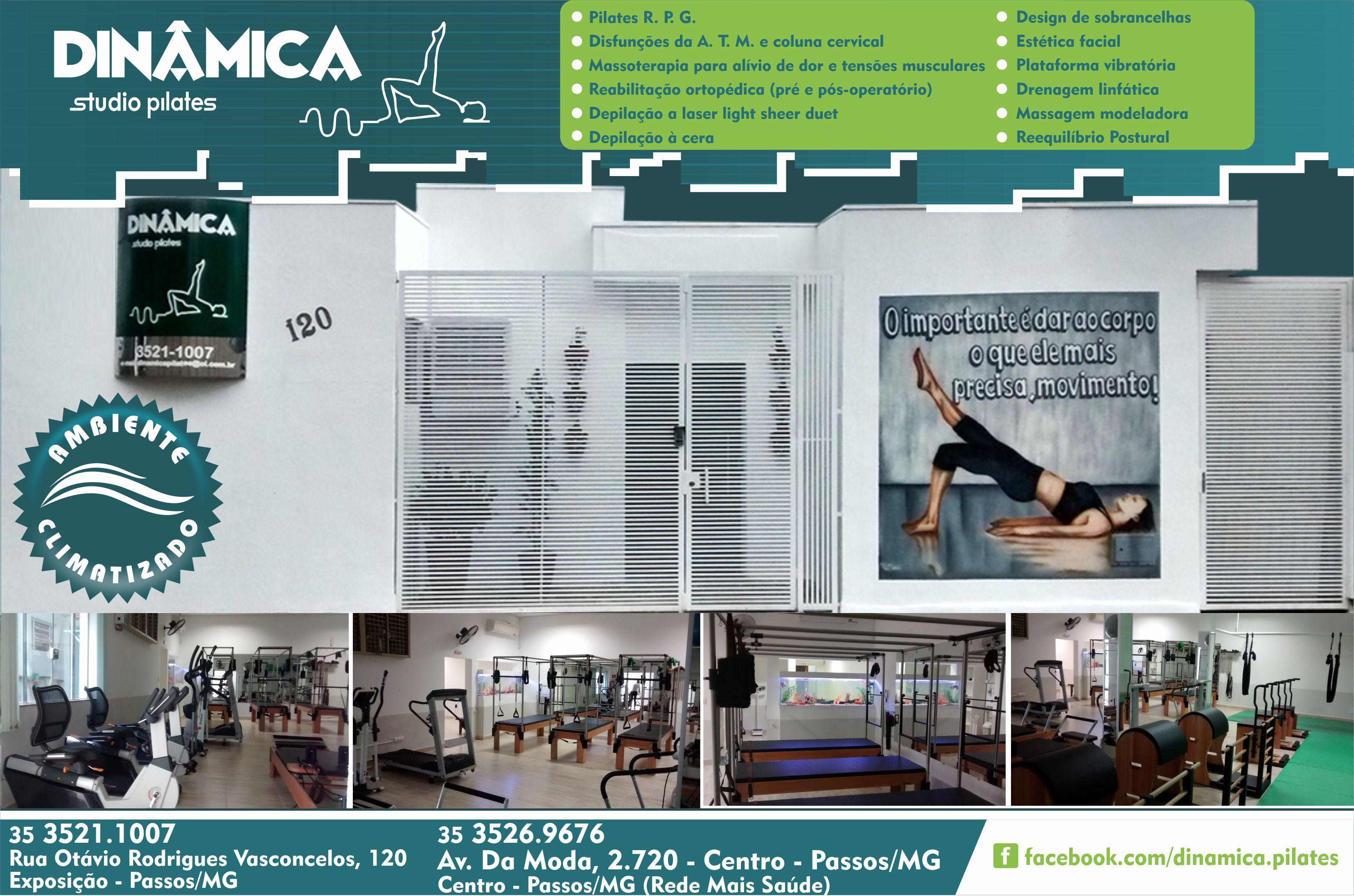 Dinâmica Studio Pilates
