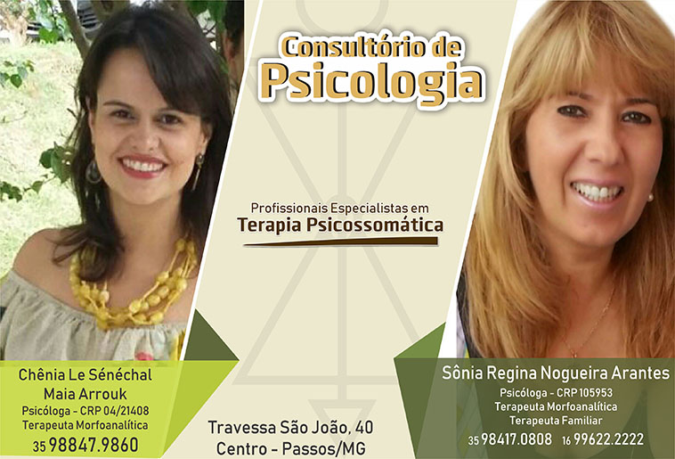 Dra. Sônia Regina Nogueira Arantes - CRP 105953