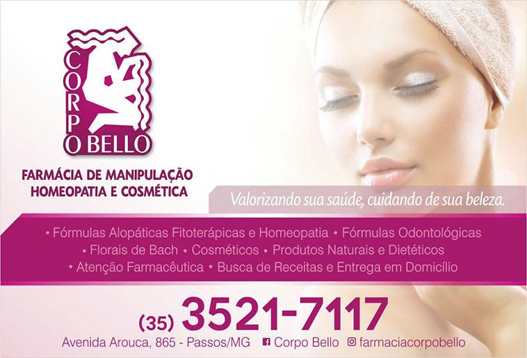 Corpo Bello Farmácia de Manipulação e Homeopatia