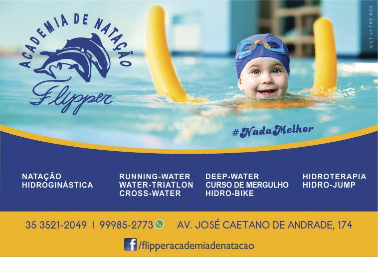 Academia de Natação Flipper