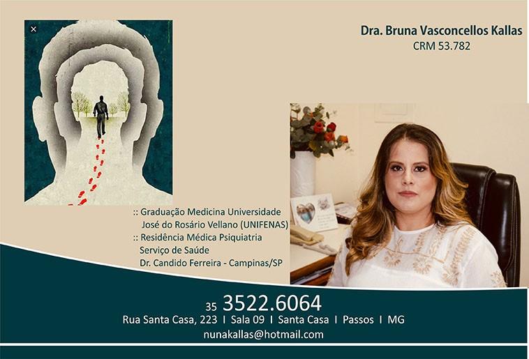 Dra. Bruna Vasconcellos Kallas - CRM - 53782