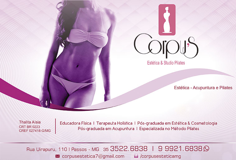Corpus Estética e Studio Pilates