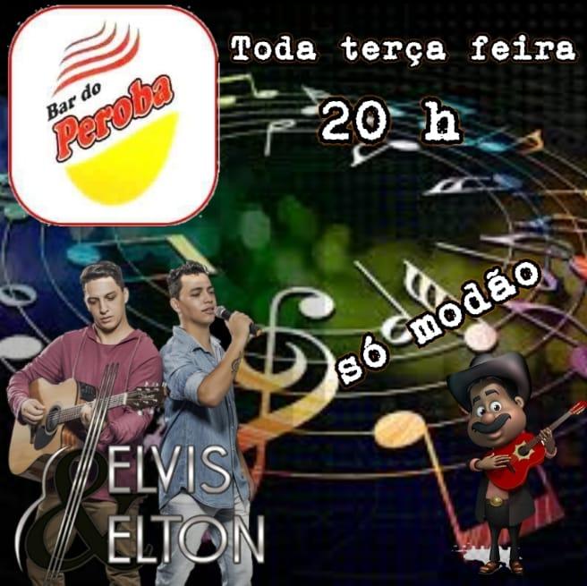 Bar do Peroba - Elvis e Elton