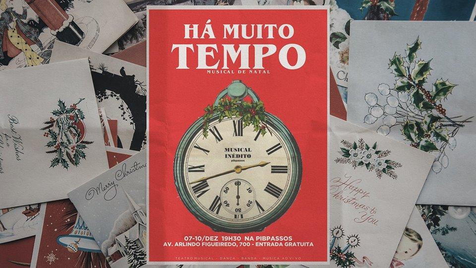 Pib Passos - Há Muito Tempo - Musical de Natal