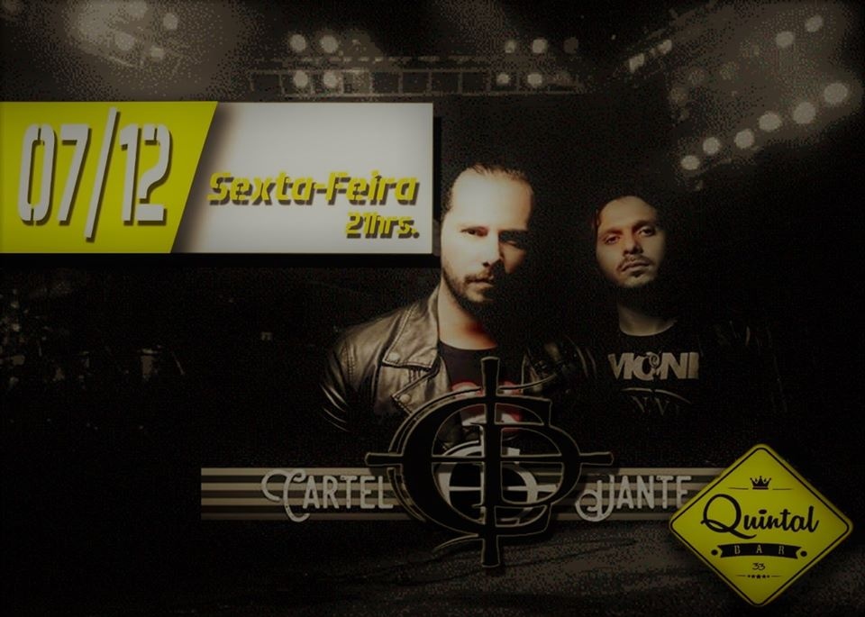 Quintal Bar 33 - Cartel Dante