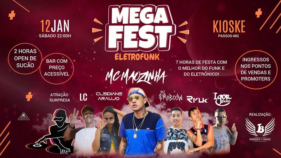 Kioske - MEGA FEST (EletroFunk)