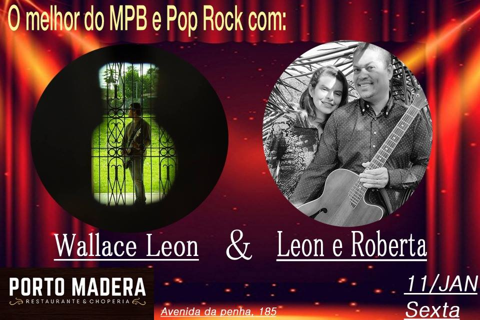 Porto Madera - Wallace Leon e Leon e Roberta