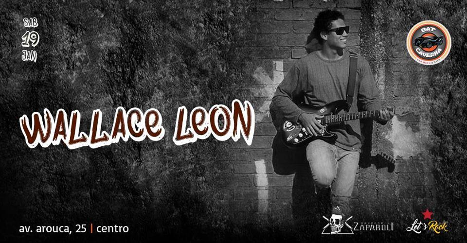 Bat Caverna - Car Wash & Beer - Wallace Leon - Rock e Pop Rock