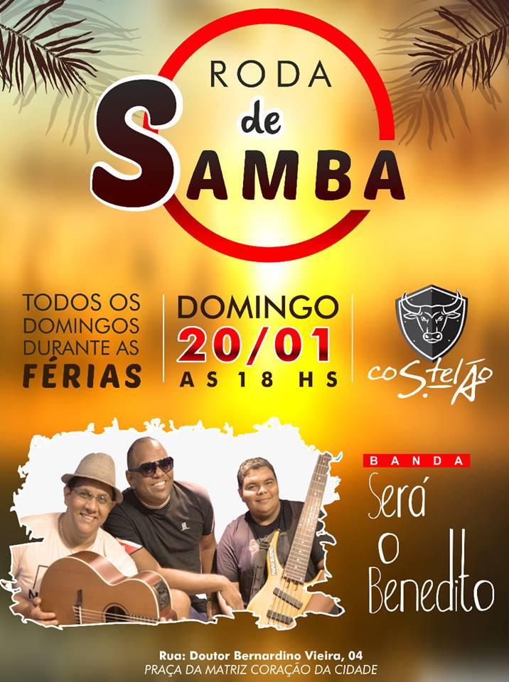 Costelão - Roda de Samba com Será o Benedito?
