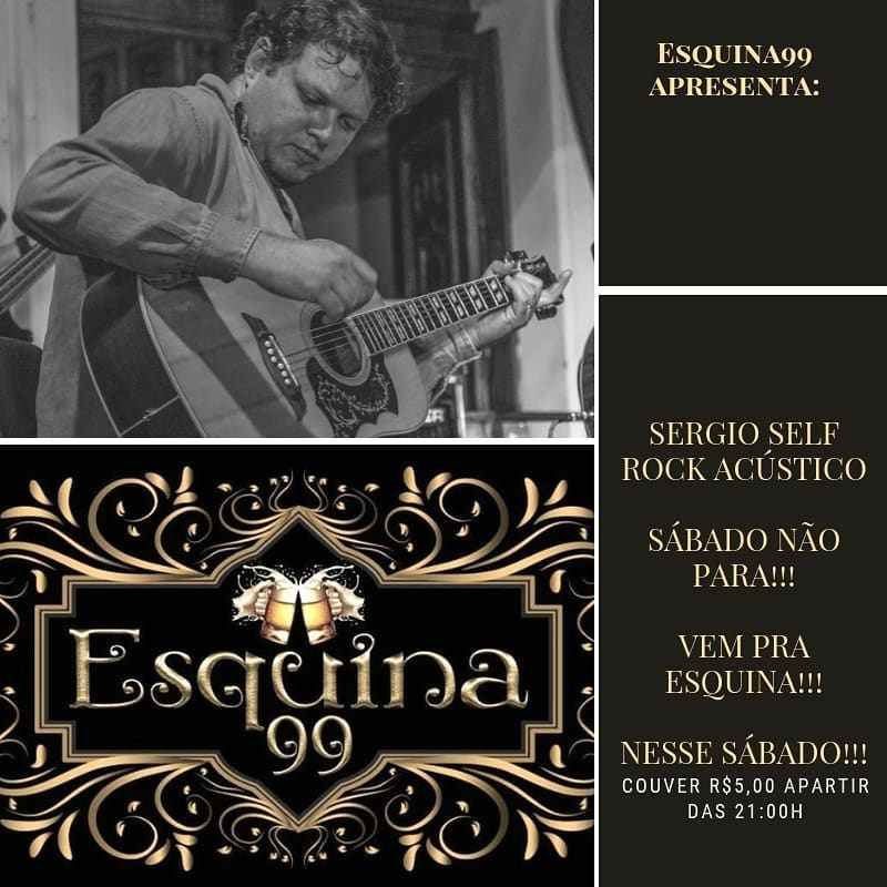 Esquina 99 Bar e Café - Sérgio Self