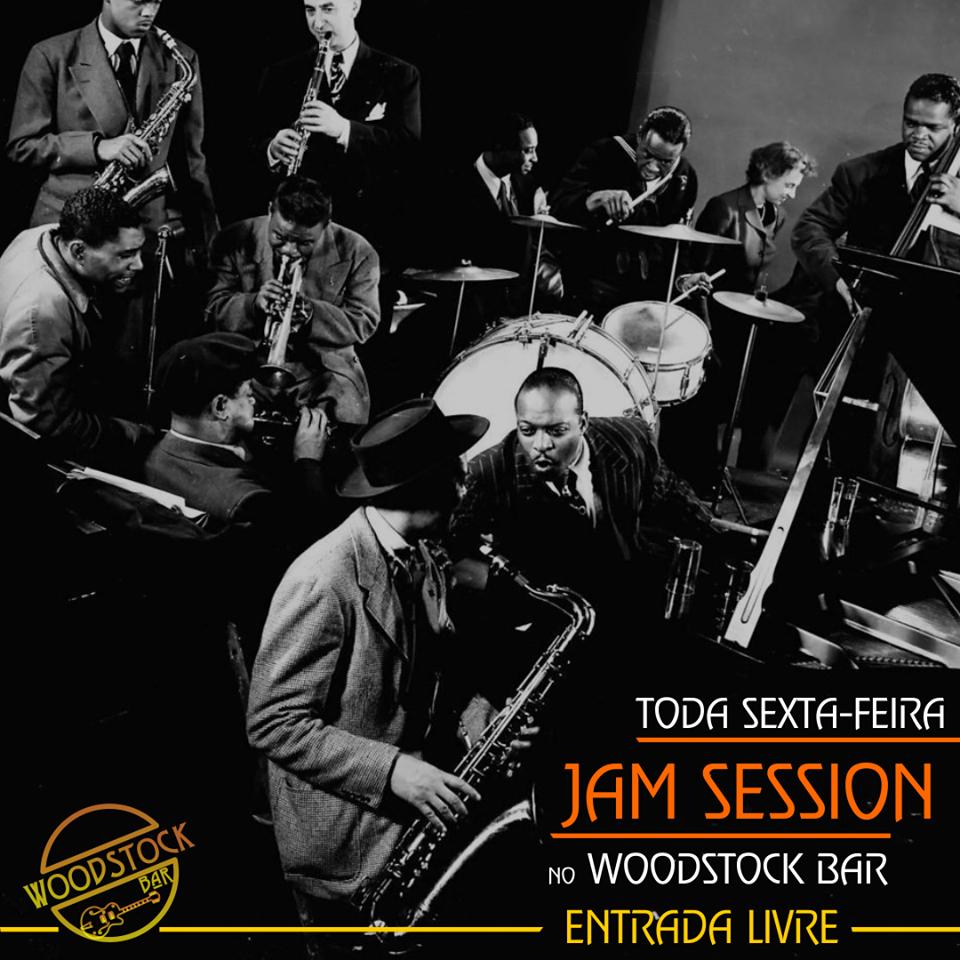 Woodstock - Jam Session