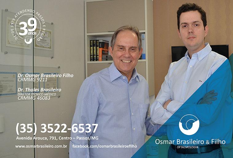 Dr. Osmar Brasileiro Filho - CRM/MG 9211