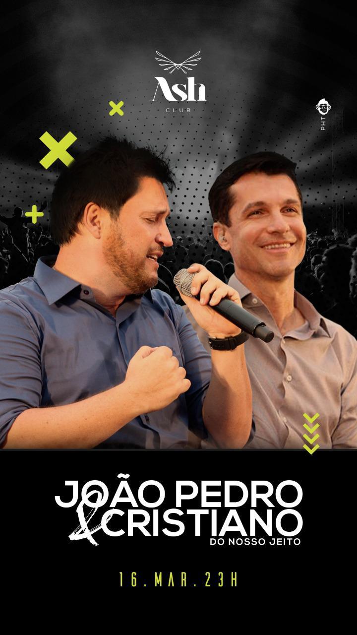 Ash Club - João Pedro e Cristiano
