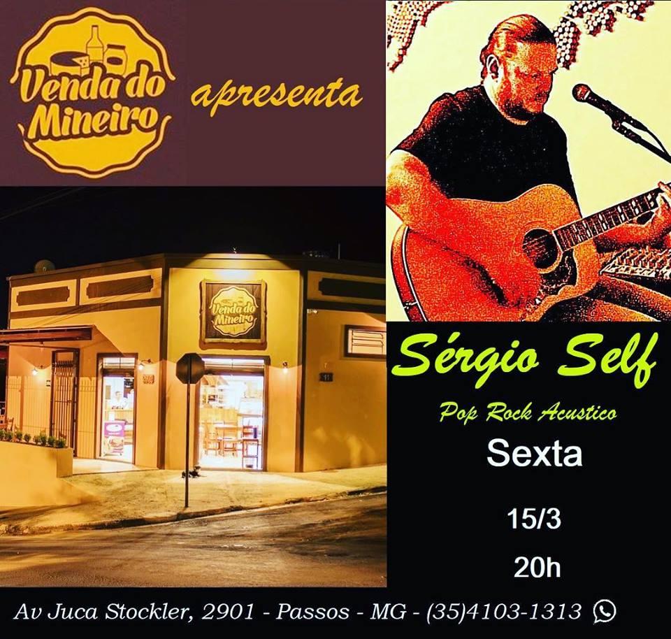 Venda do Mineiro - Sérgio Self