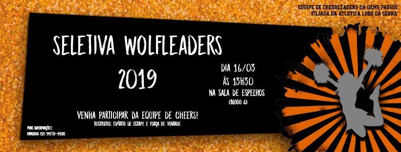 UEMG Passos - Seletiva Wolfleaders 2019