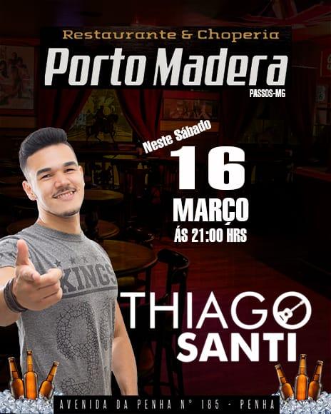 Porto Madera - Thiago Santi