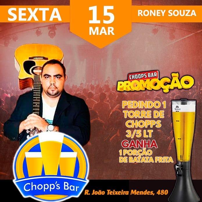 Chopp's Bar - Roney Souza
