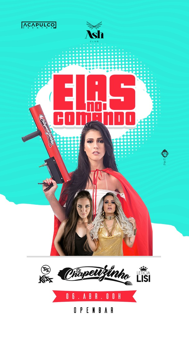 Ash Club - Elas no Comando