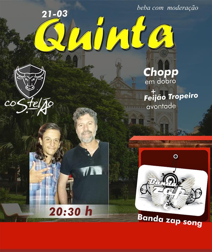 Costelão - Banda Zap