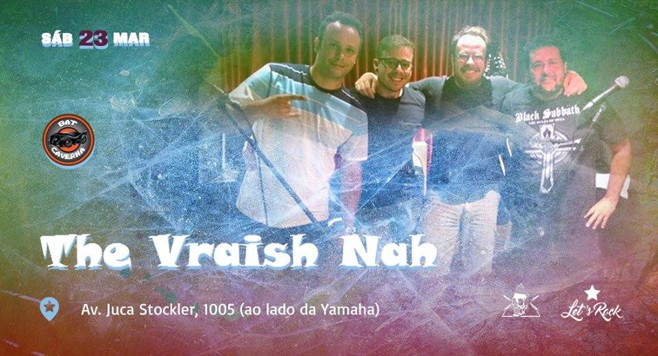 Bat Caverna - Car Wash & Beer - The Vraish Nah - Rock n`Roll