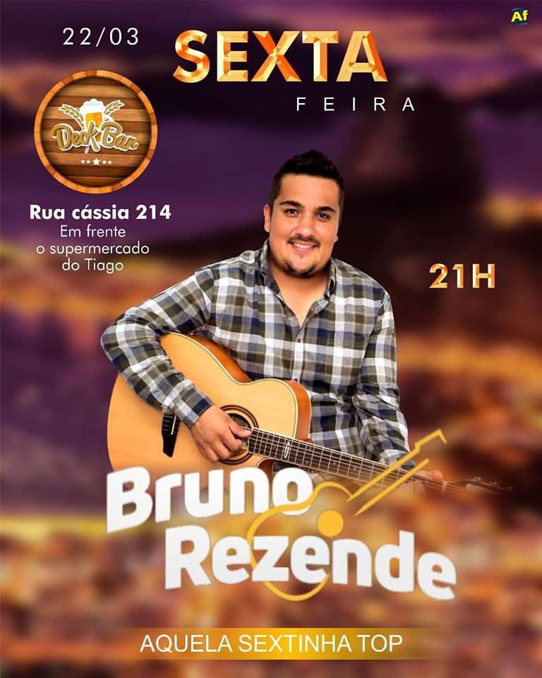 Deck Bar - Bruno Rezende