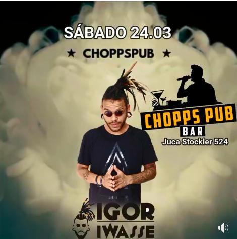 Chopps Pub Bar - Igor Iwasse