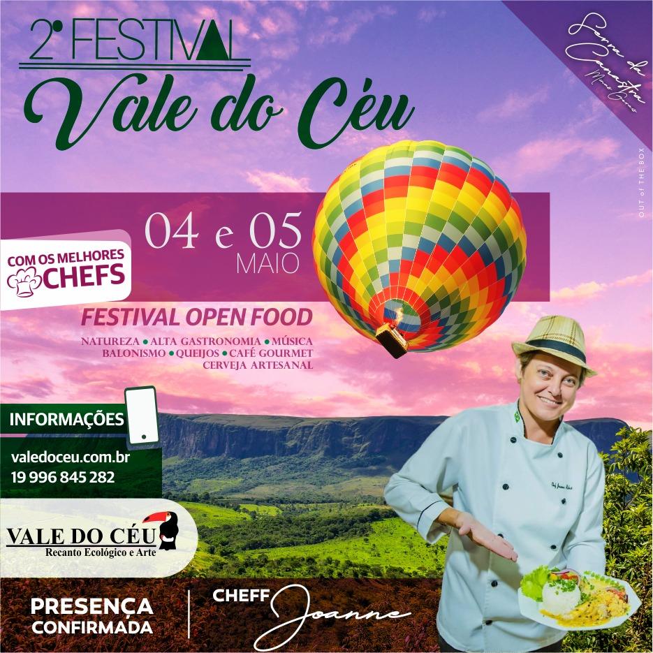 Vale do Céu - 2° Festival Vale do Céu - (04/05 e 05/05)